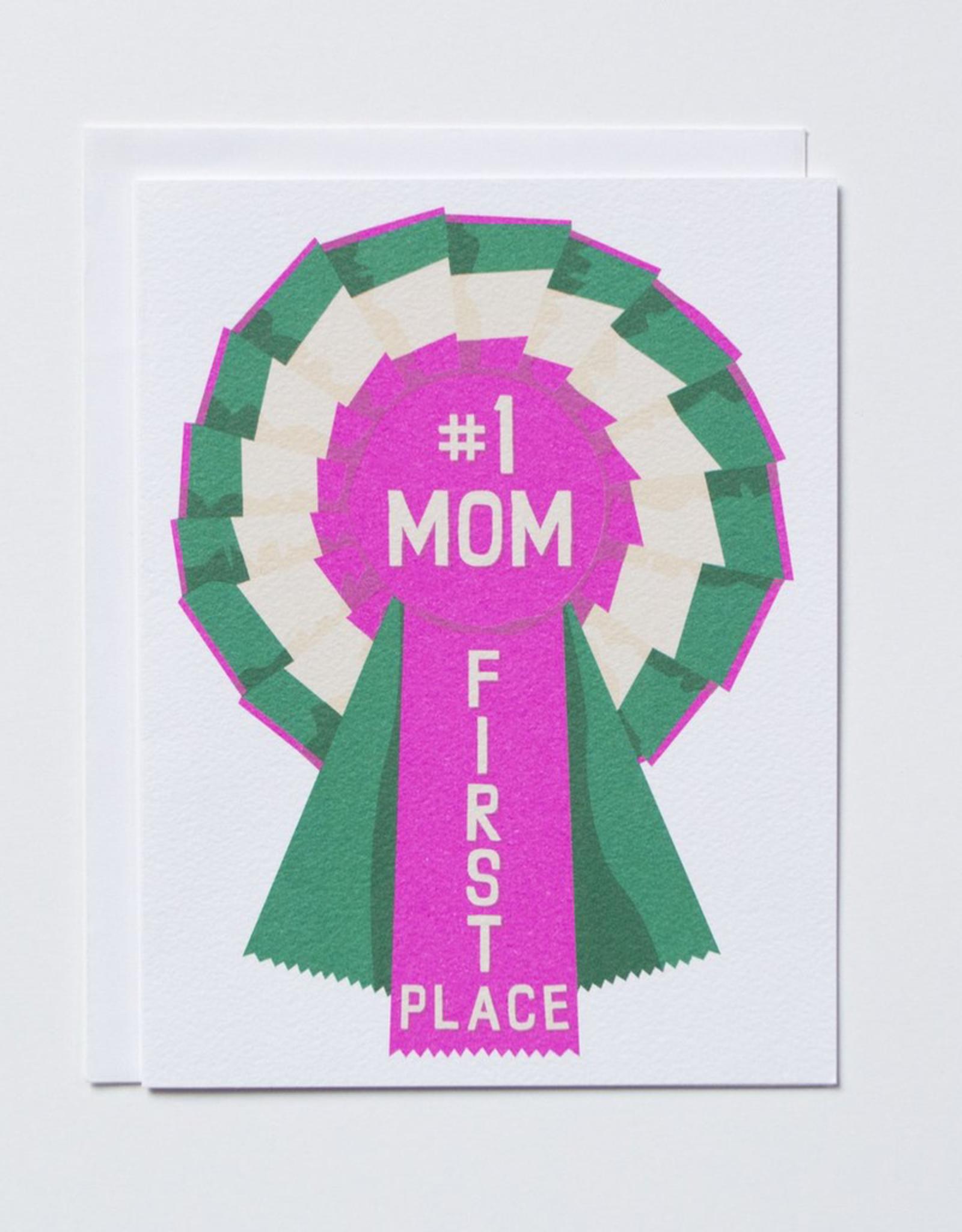 Banquet Workshop Banquet Workshop #1 Mom Ribbon Card