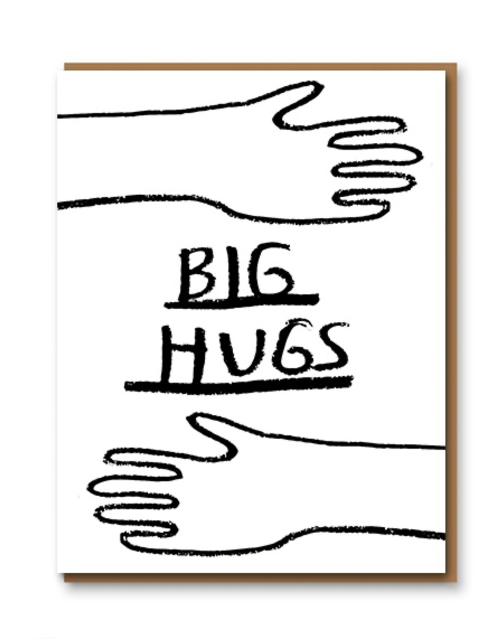 Paper E Clips Paper E Clips Big Hugs Card-PIL5022
