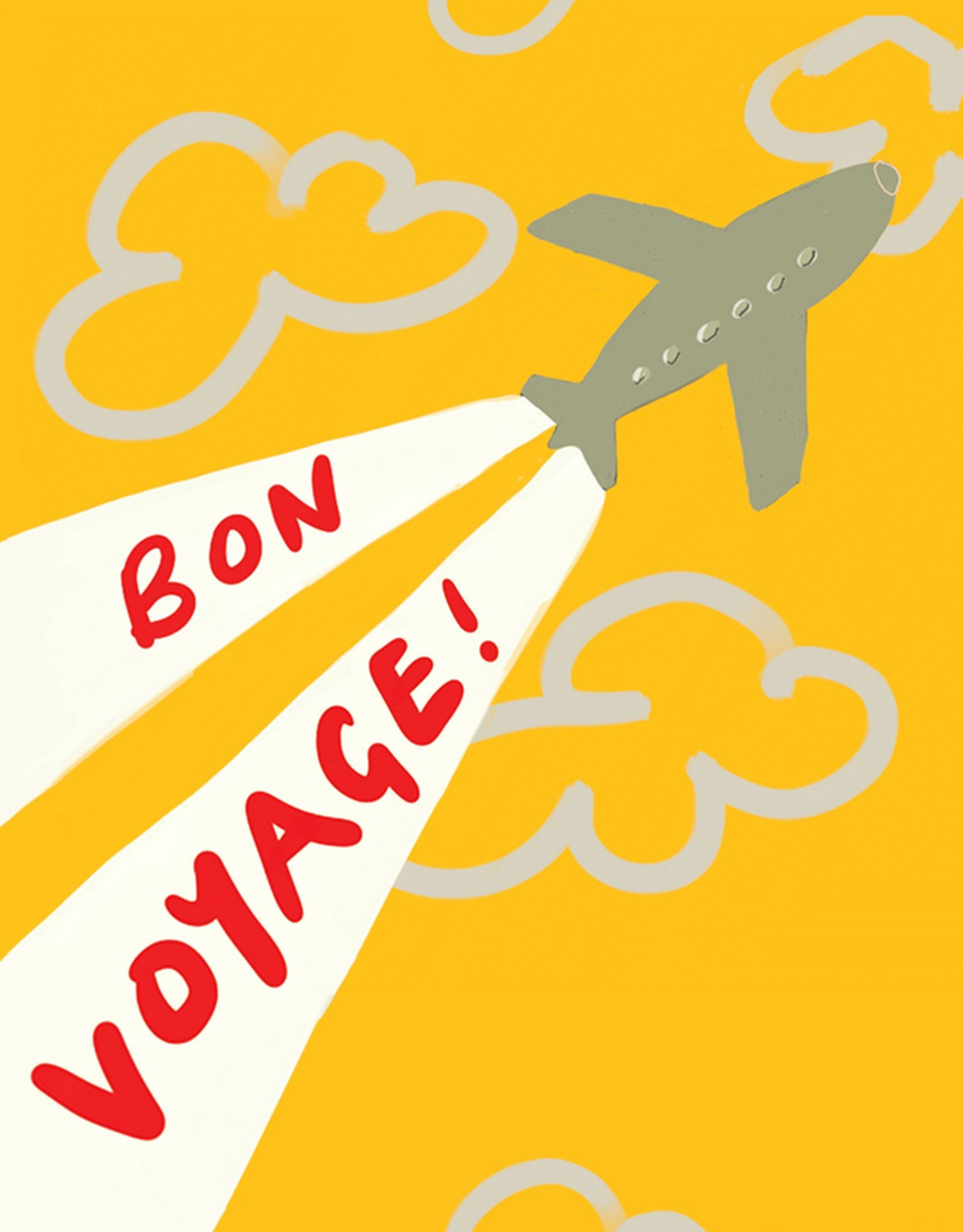 Paper E Clips Paper E Clips Bon Voyage Card-FP540