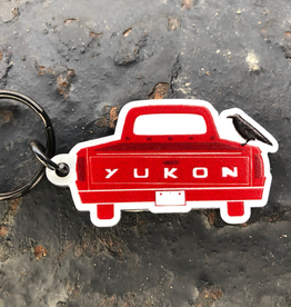 The Collective Good The Collective Good Yukon Truck Keychain