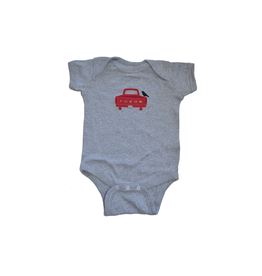 The Collective Good TCG Yukon Truck Onesie