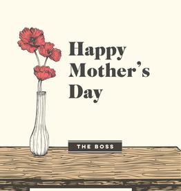 The Good Days Print Co Mom Boss Card