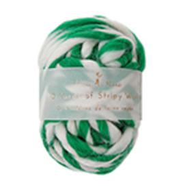 Meri Meri Meri Meri Stripey Ribbon-Green