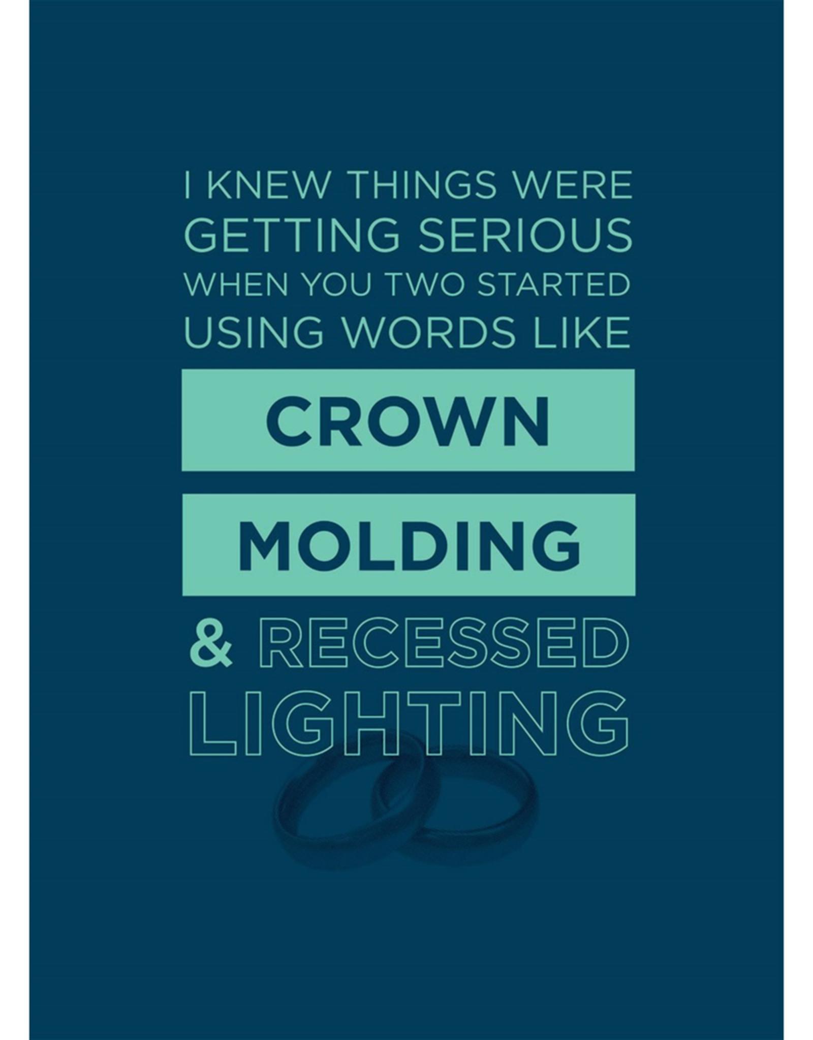 Paper E Clips Paper E Clips Crown Molding Card-RC18