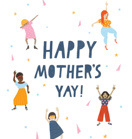 Paper E Clips Dancing Moms Card