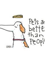 Paper E Clips Paper E Clips Dog Sympathy Card-6705