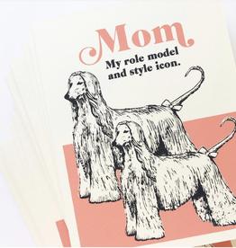 The Good Days Print Co Mom Style Card