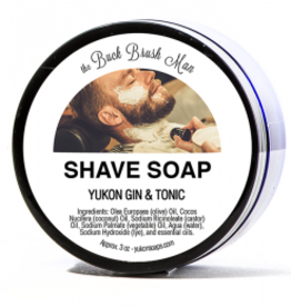 The Yukon Soaps Company The Yukon Soaps Company Shave Soap-Small