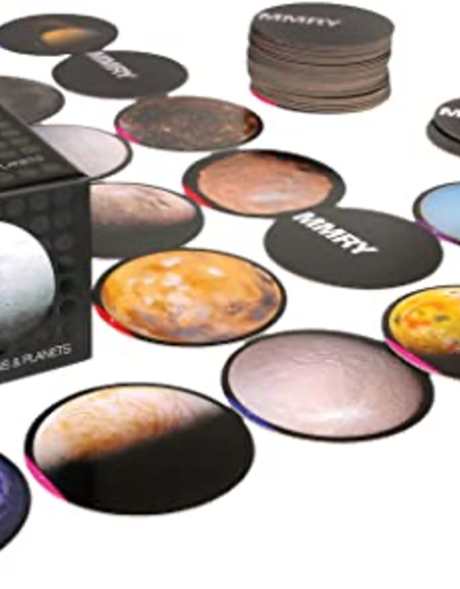 TTG TTG Moons And Planets Memory Game