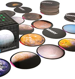 TTG TTG Moons And Planets Memory Game