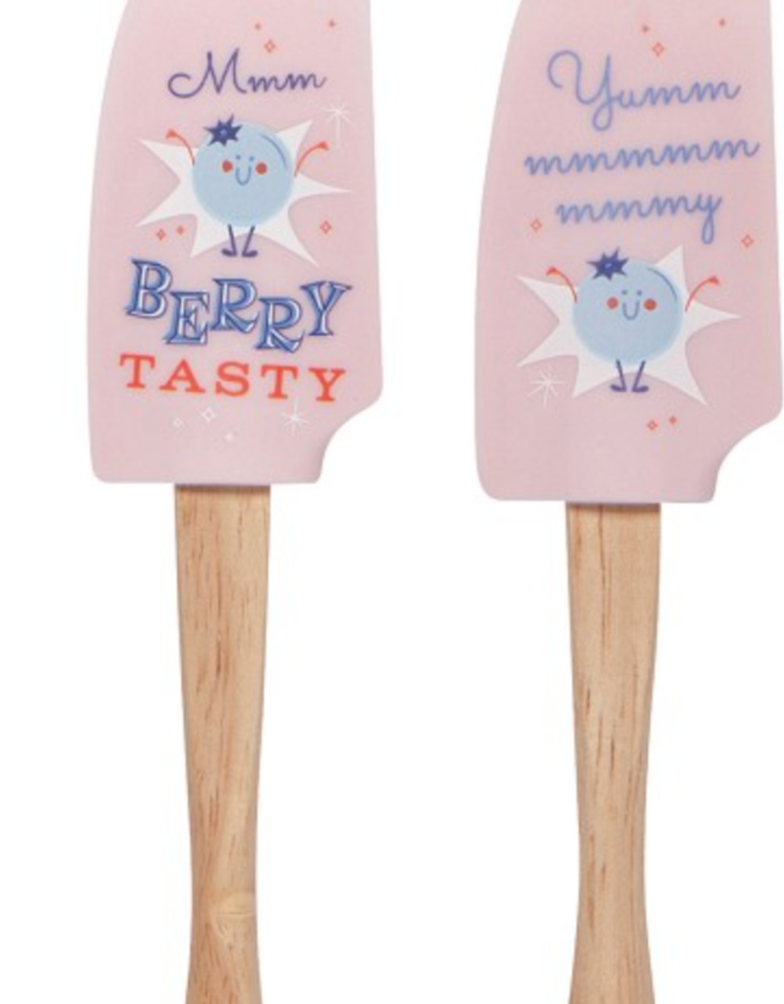 Danica Danica Cheeky Berry Mini Spatula-Set 2