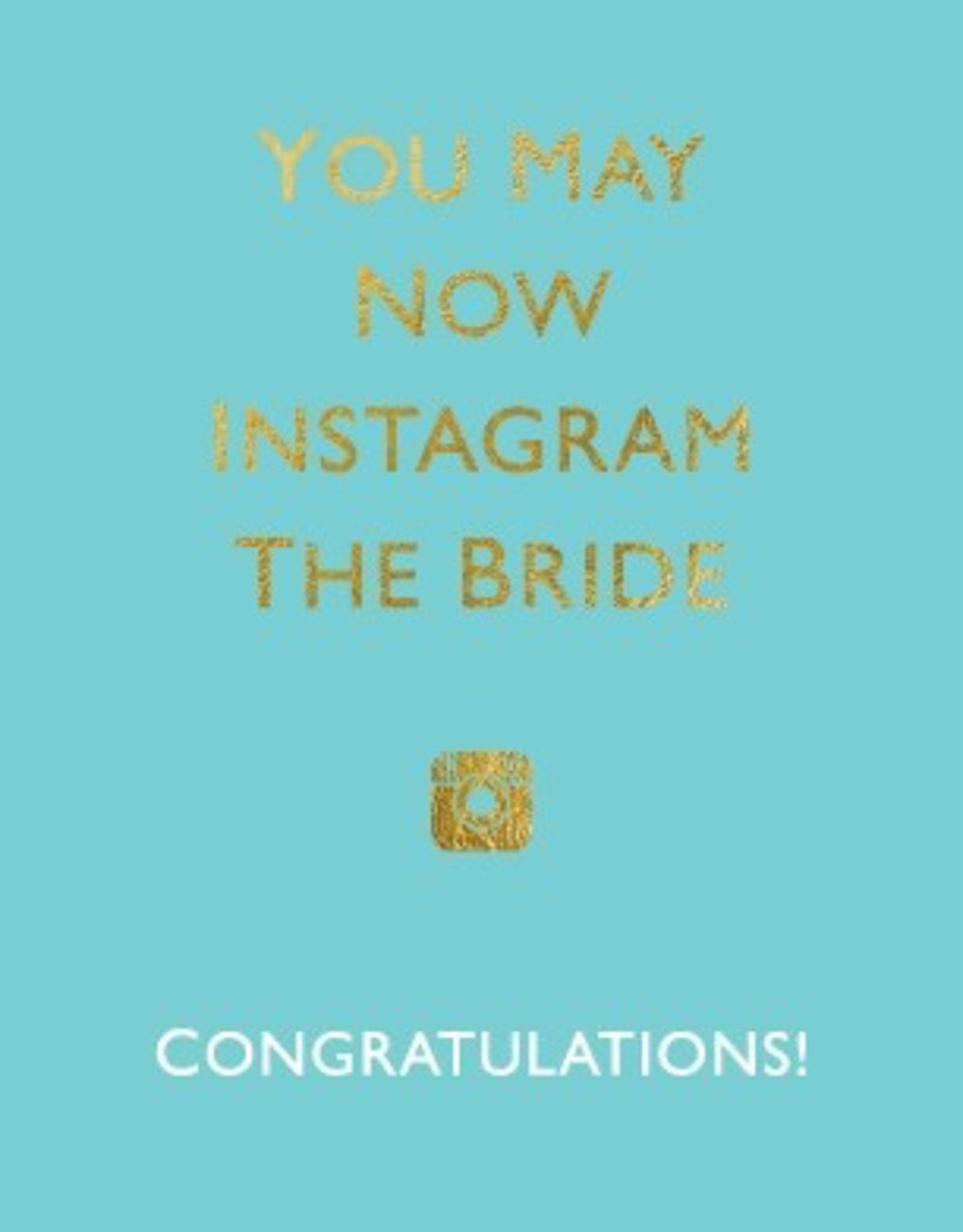Paper E Clips Paper E Clips Instagram Bride Card-HP318