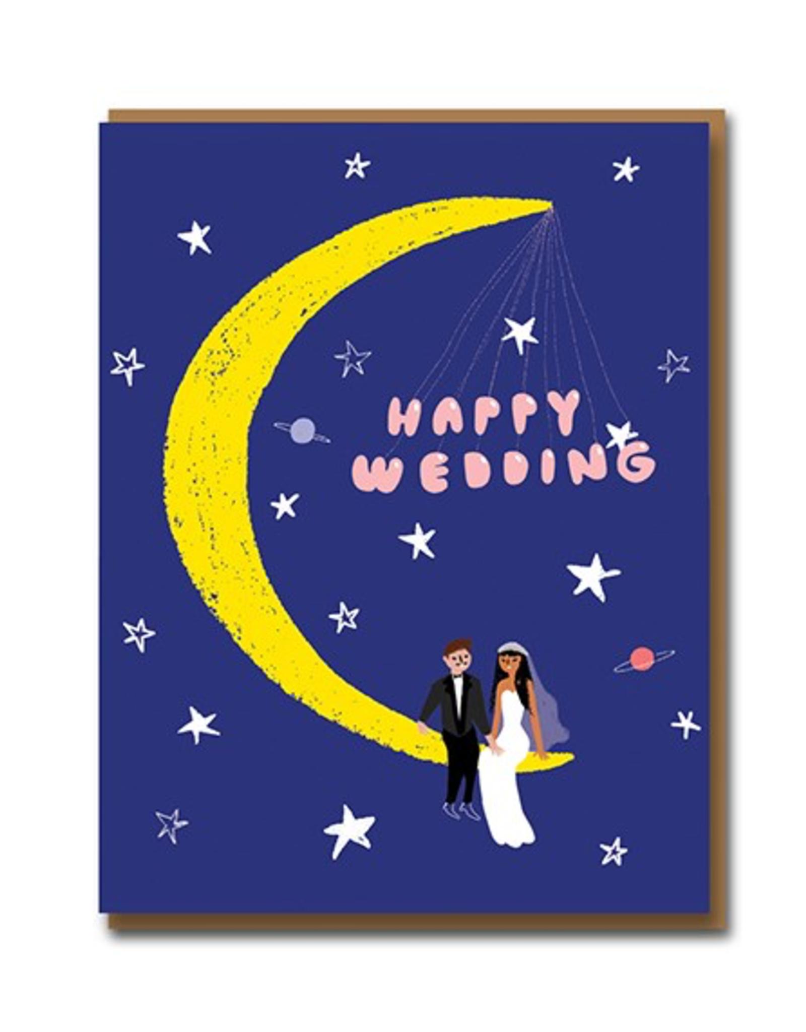 Paper E Clips Paper E Clips Moonlight Card-968