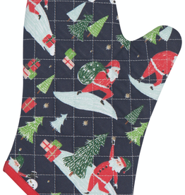 Danica Danica Must Be Santa Oven Mitt-Single