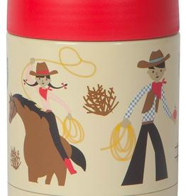 Danica Danica Rootin Tootin Roam Food Jar-Small