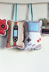Creationz By Catherine Creationz By Catherine Retro Technology Ornament Set