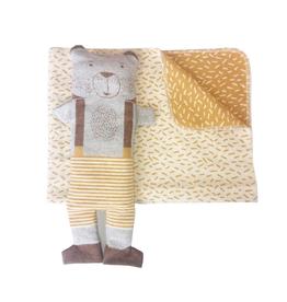 DFT Kids Blanket Set-Bear