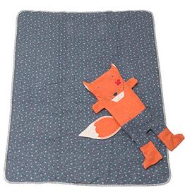DFT DFT Kids Blanket Set-Fox