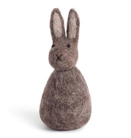 EGS Felted Big Bunny-Grey