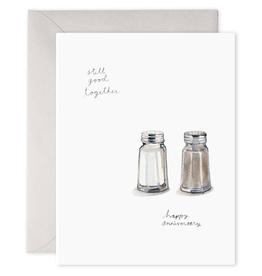 Paper E Clips Salt N Pepa Card