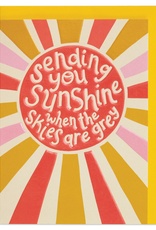 Paper E Clips Paper E Clips Sending You Sunshine Card-GDV14