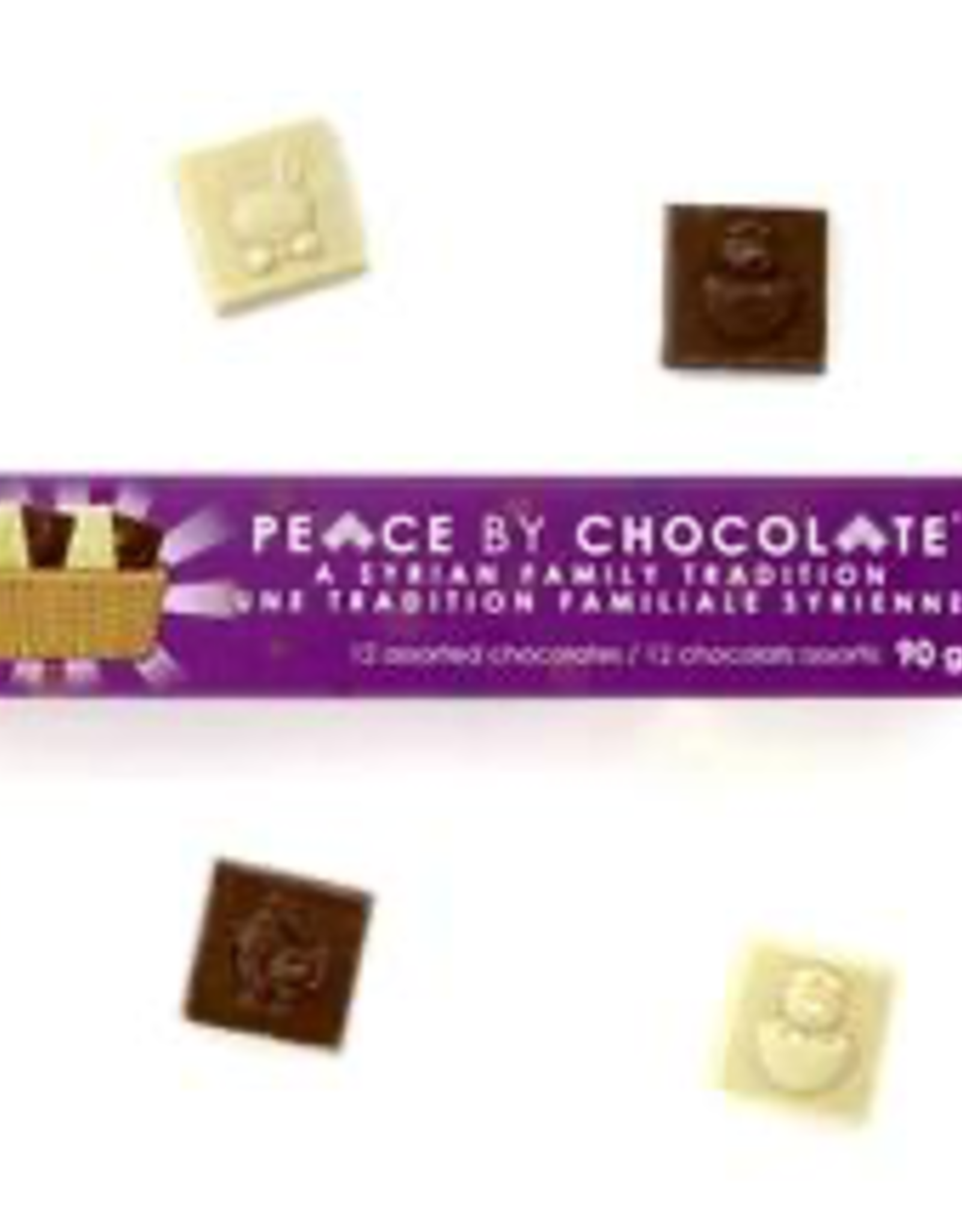 Peace By Chocolate Peace By Chocolate Easter Squares