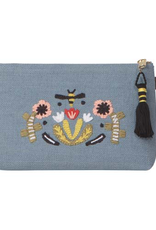Danica Danica Frida Cosmetic Bag-Small