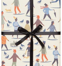 Danica Danica People Person Gift Wrap