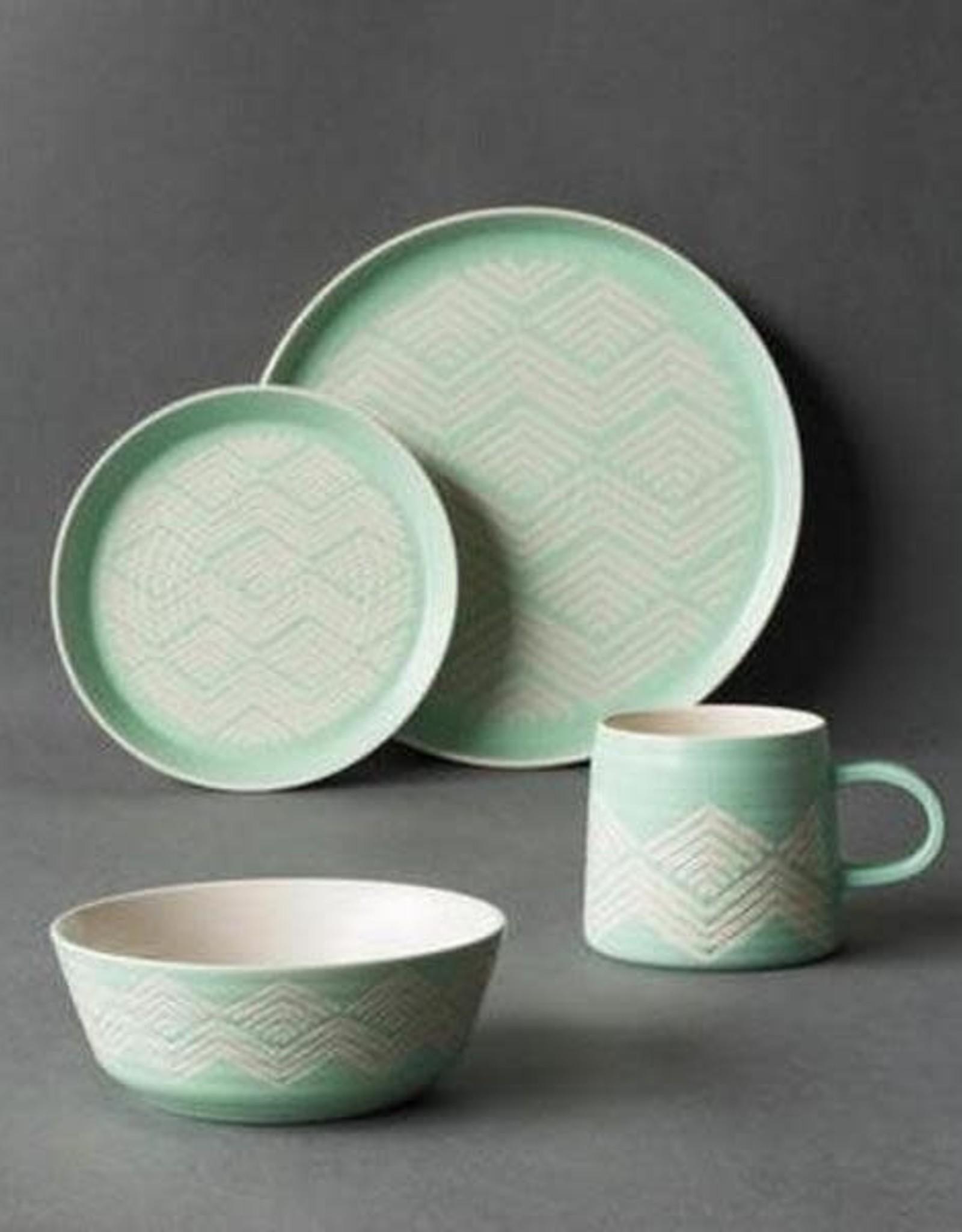 Danica Danica Imprint Bowl-Mint
