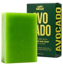 epic blend Epic Blend Bar Soap-Avocado