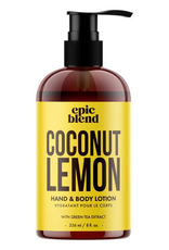 Epic Blend Body Lotion-Coconut Lemon 8oz