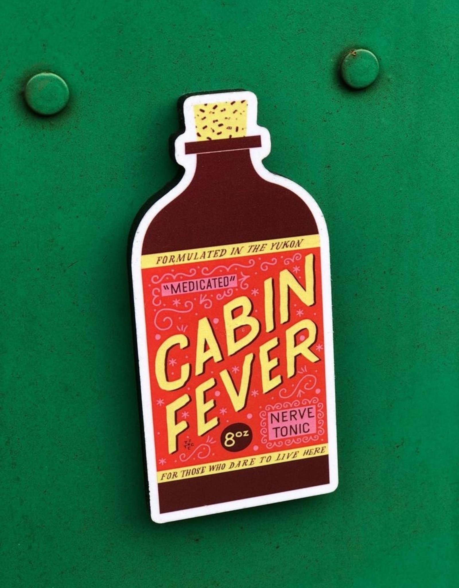 The Collective Good The Collective Good Tom Froese-Cabin Fever Nerve Tonic Magnet