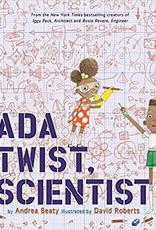 Raincoast Books Raincoast Books Ada Twist Scientist