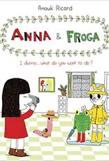 Raincoast Books Raincoast Books Anna And Froga