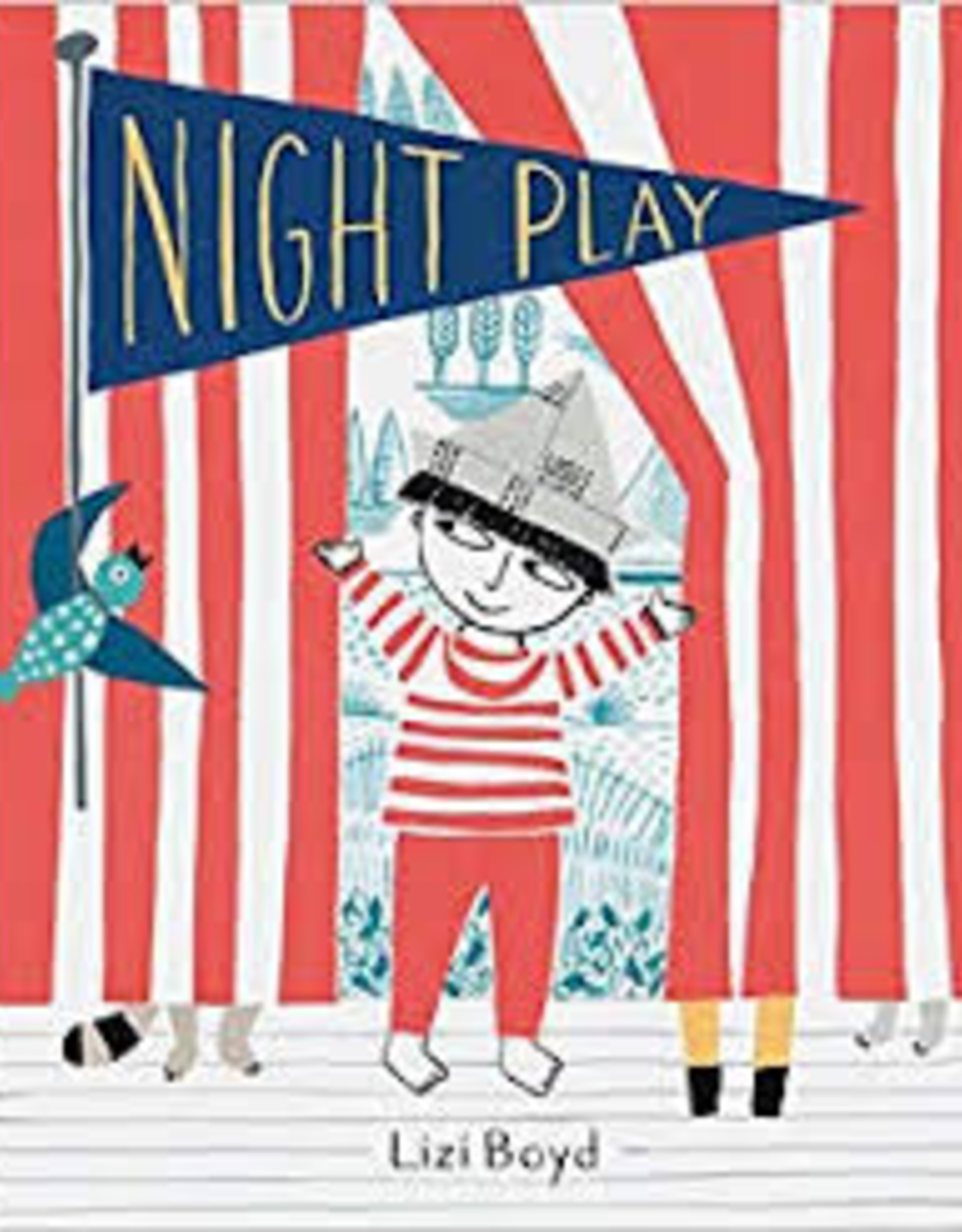 Raincoast Books Raincoast Books Night Play