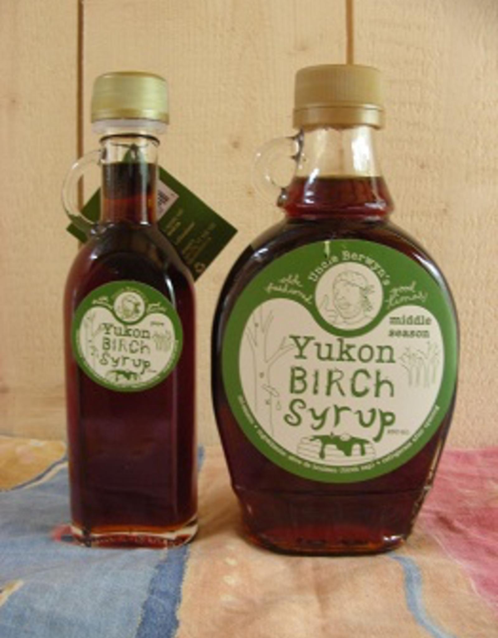 Uncle Berwyn Uncle Berwyn Birch Syrup 250 ml-Pure-Mid Season