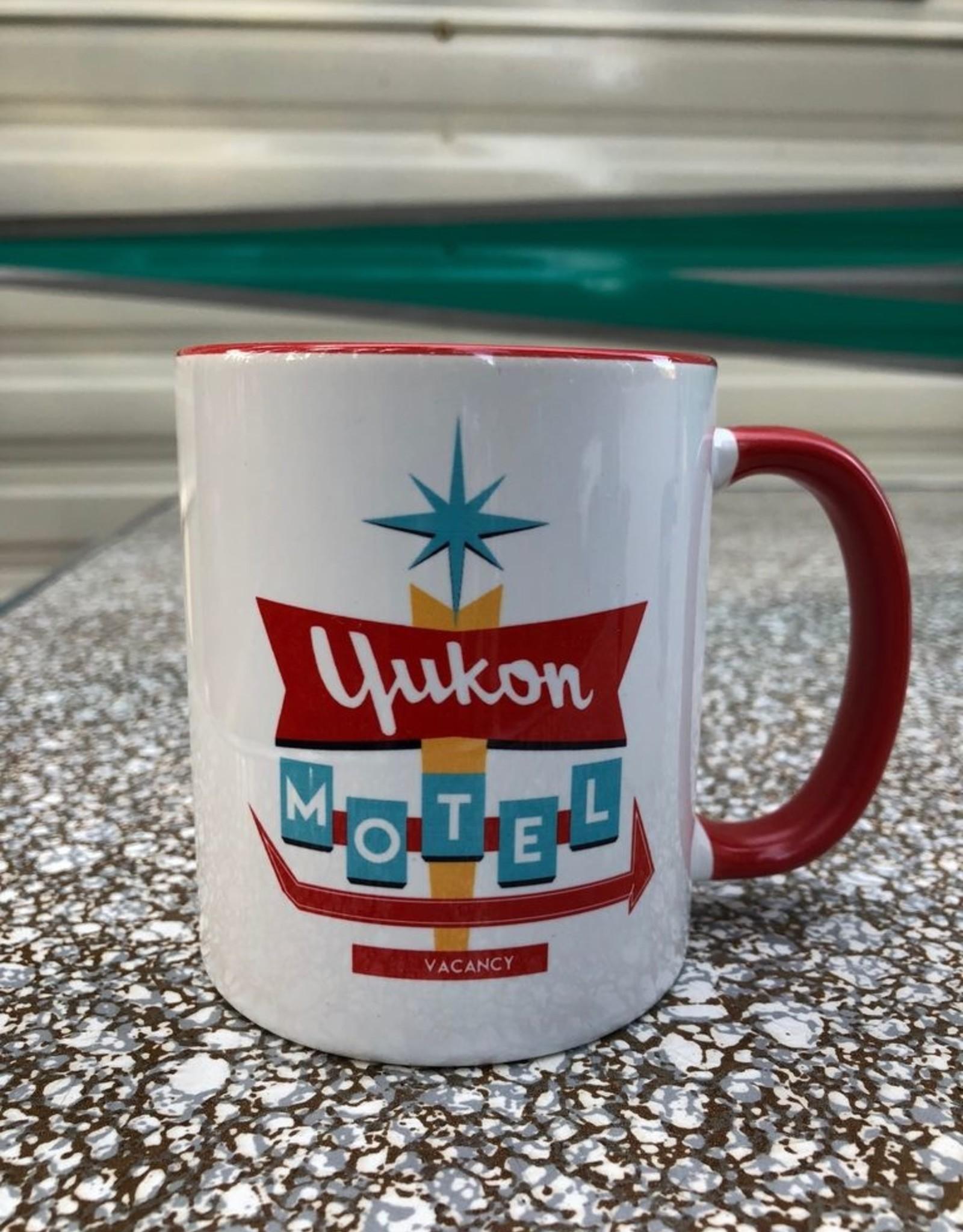 The Collective Good The Collective Good Yukon Motel Ceramic Mug