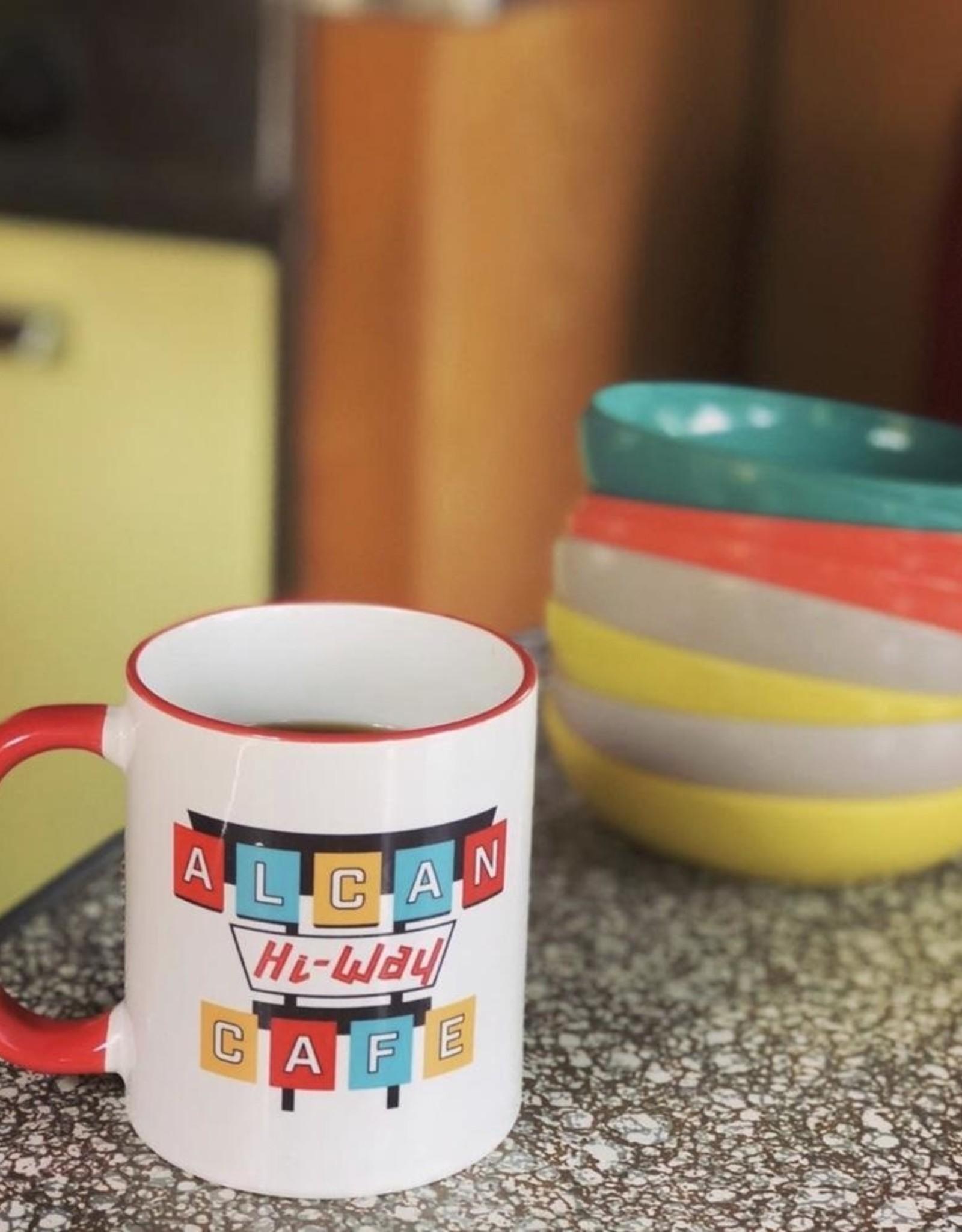 The Collective Good The Collective Good Alcan Cafe Ceramic Mug