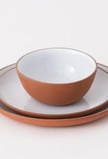 EQ3 EQ3 Garrido Stoneware Bowl-Small-Red