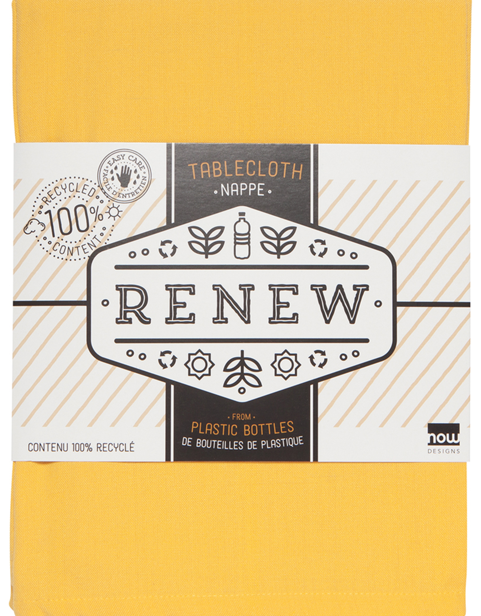 Danica Danica Renew Tablecloth-Honey 60x120