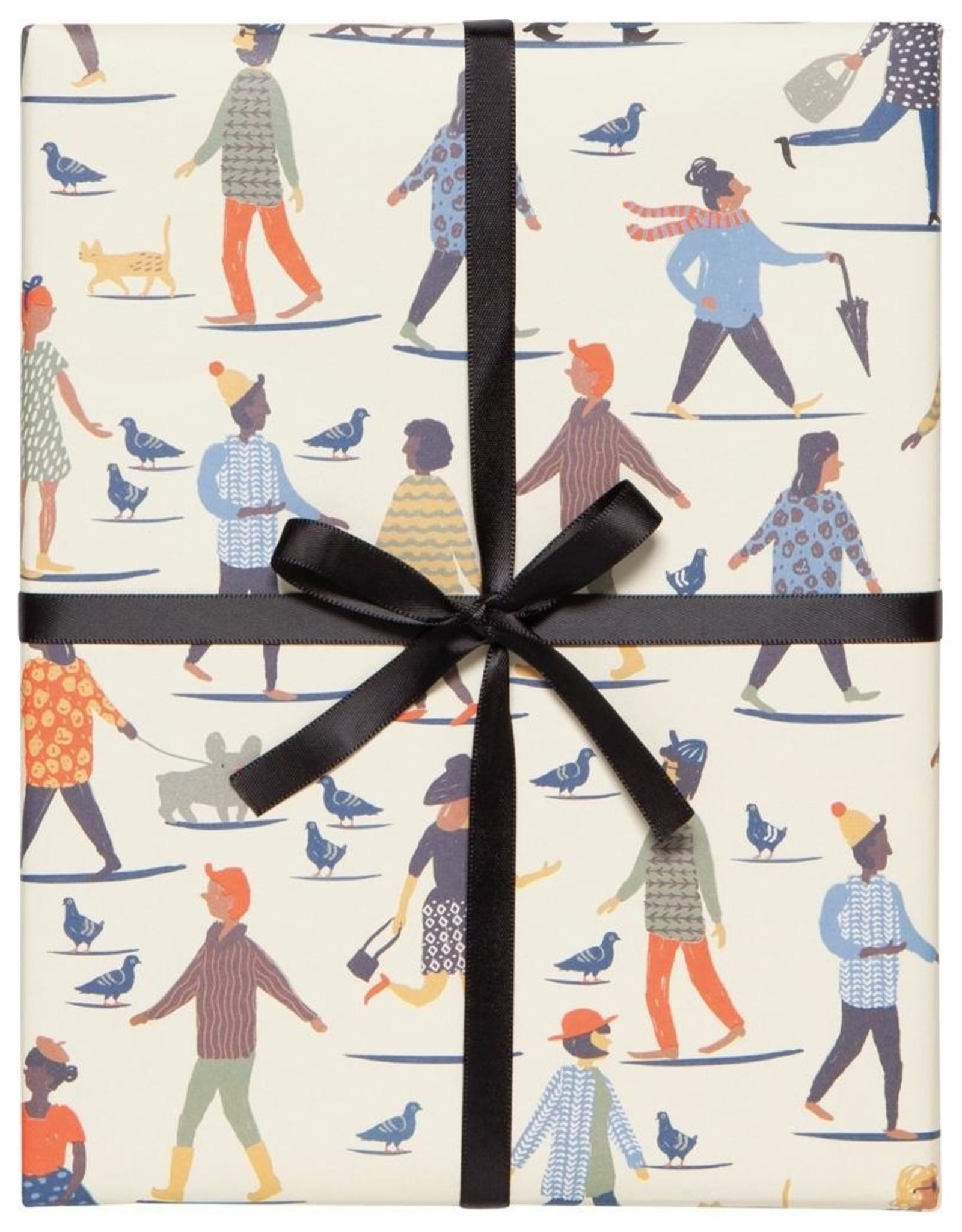 Danica Danica People Person Gift Wrap
