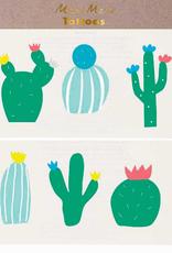 Meri Meri Meri Meri Cactus Tattoos