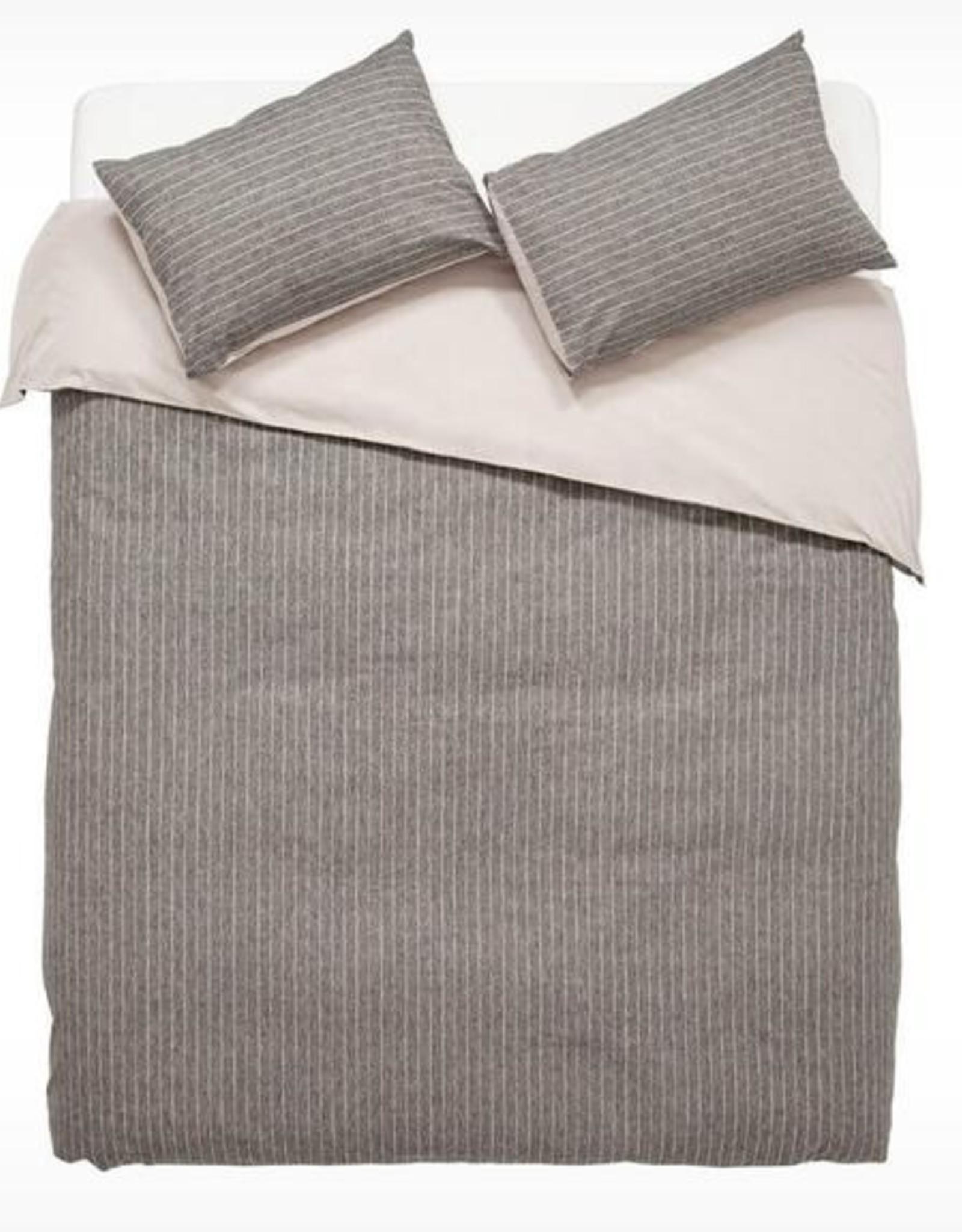 EQ3 EQ3 Acadia Duvet Set-King-Grey