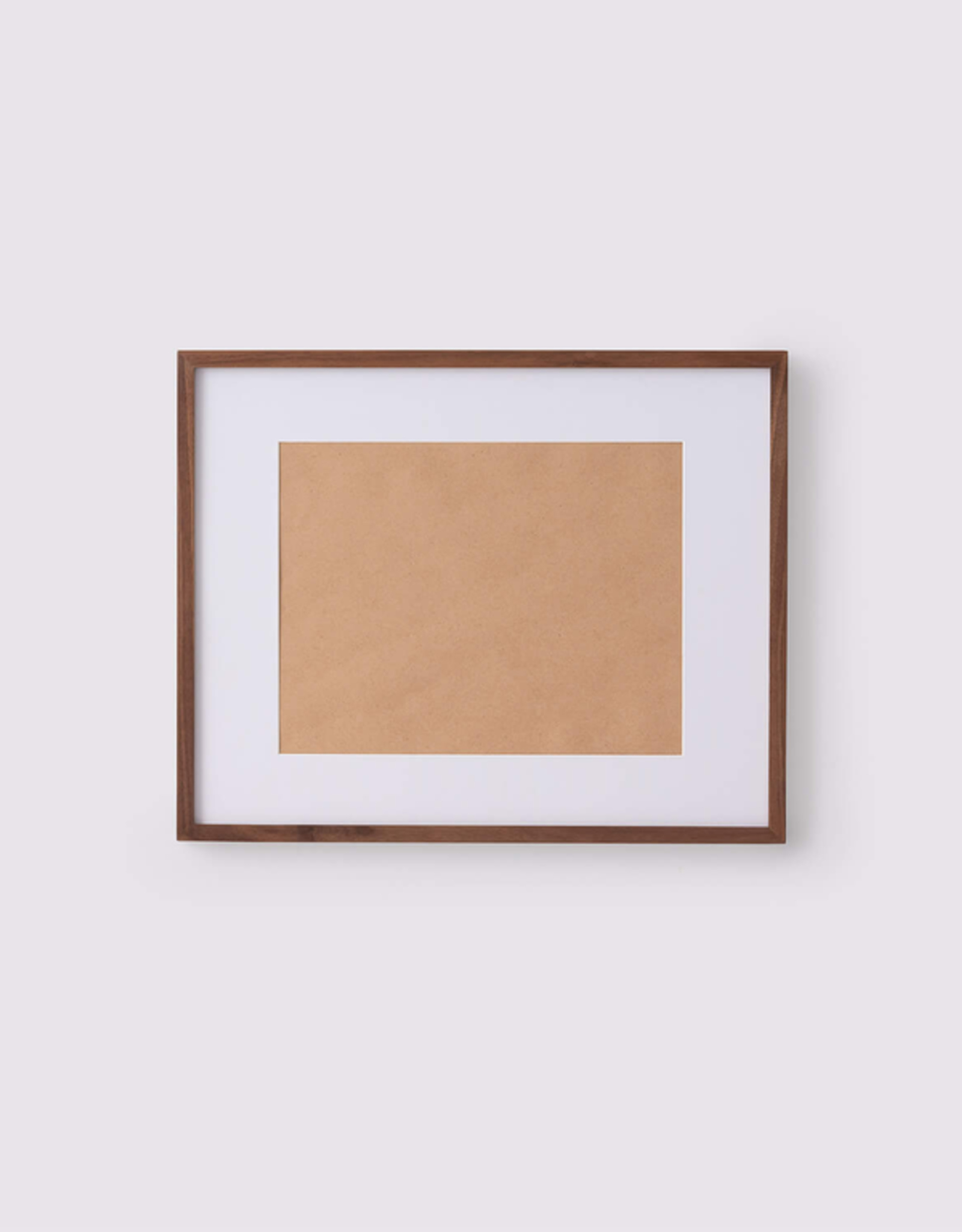 EQ3 EQ3 Basel Frame-Walnut Large