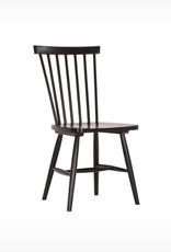 EQ3 EQ3 Lyla Side Chair-Black