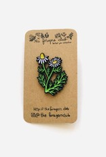 The Foragers Club The Foragers Club Chamomile PIn