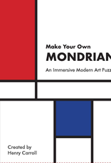 Raincoast Books Raincoast Books Make Your Own Mondrian Puzzle