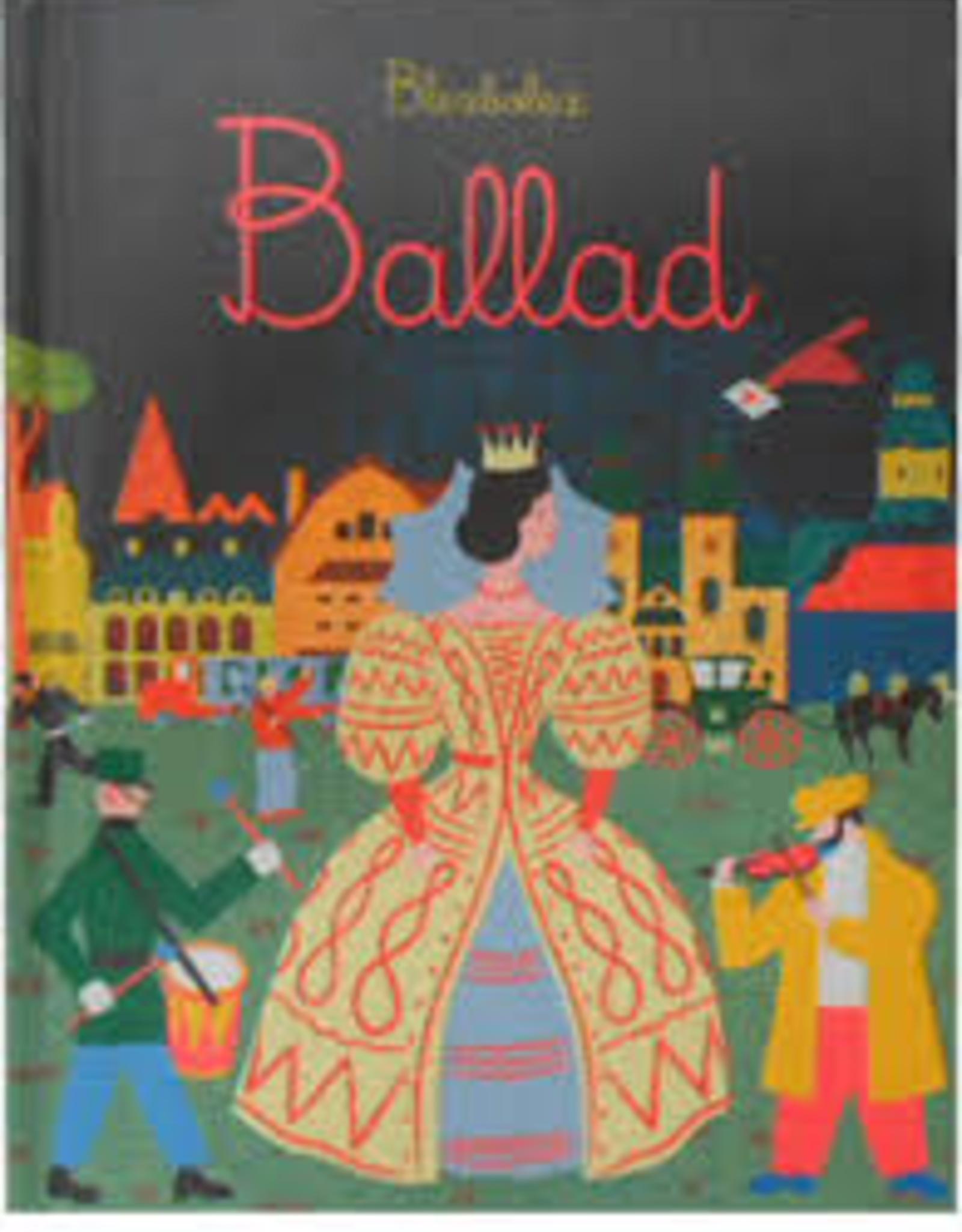 Raincoast Books Raincoast Books Ballad