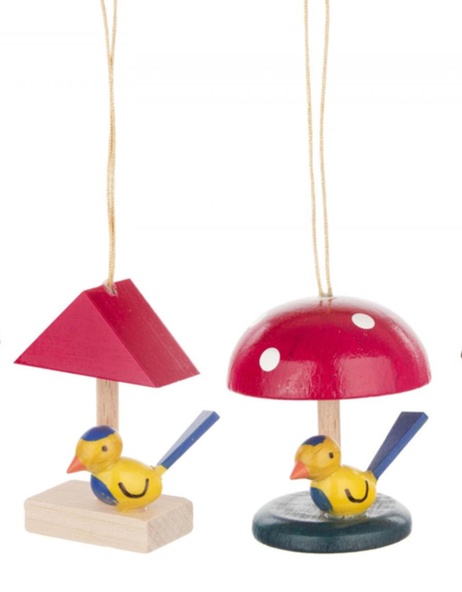 Dregeno Dregeno Bird House Ornament