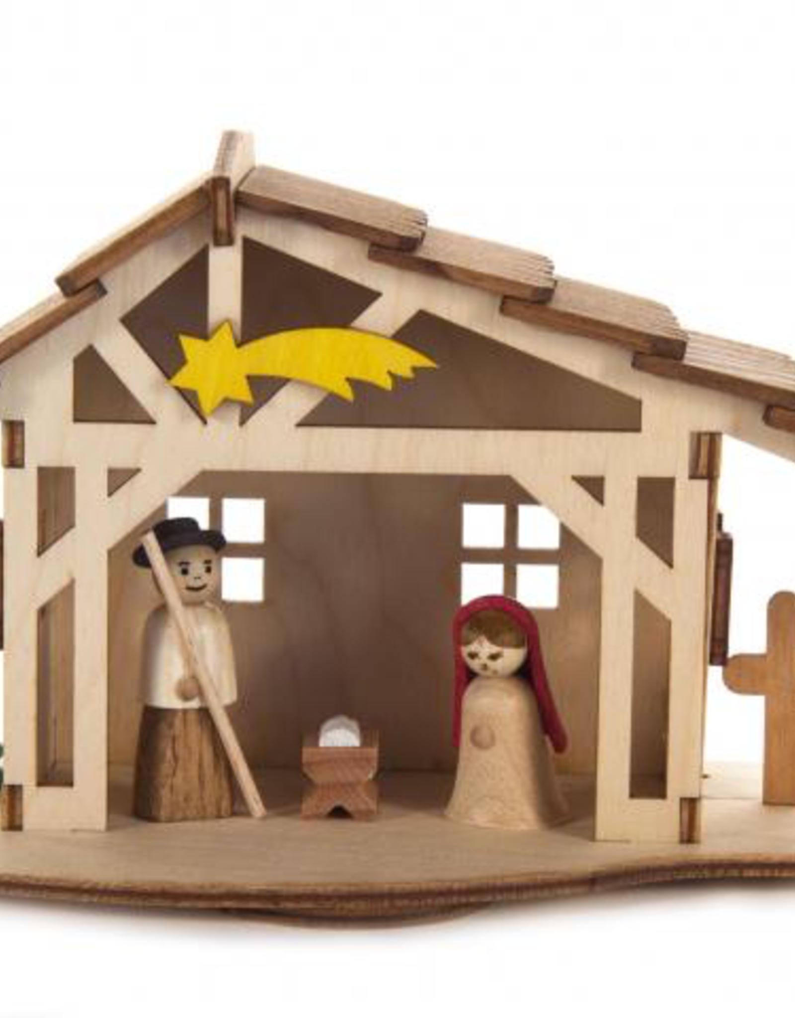 Dregeno Dregeno Do it Yourself Kit-Nativity
